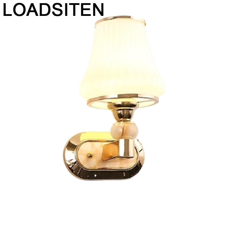 Murale Wandlampe-Lámpara Led para decoración De Loft, Luz De Pared Interior para...