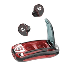 TWS T911 Kopfhörer 5,0 Stereo Musik Tragbare Bluetooth Ohrhörer Wireless Headset Mit langlebige Batterie