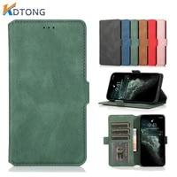 luxury retro flip leather case for iphone 12 11 xs pro max mini x xr 8 7 6 5 s plus se 2020 shockproof phone cover capa coque