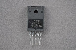 Free Delivery. STRX6750 STR - power X6750 LCD module IC chips