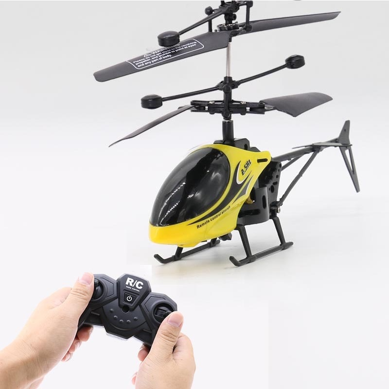 LED Remote Control Metal RC Helicopter For Kids Outdoor Flying Toy RC Airplane Aircraft Toys Xmas Gi