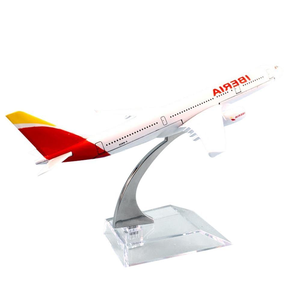 1/400 Iberia воздушный пассажирский A330-200 самолет модель настольный декор
