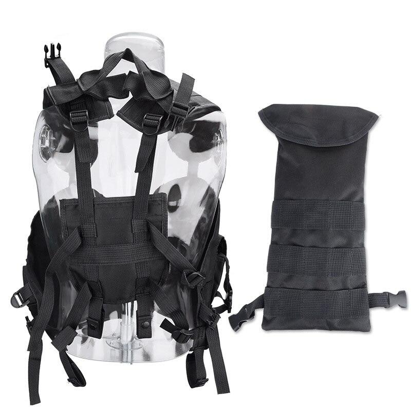 Chaleco táctico para hombre chaleco multibolsillo exterior entrenamiento militar CS chaleco Swat protección Modular seguridad chaleco caza