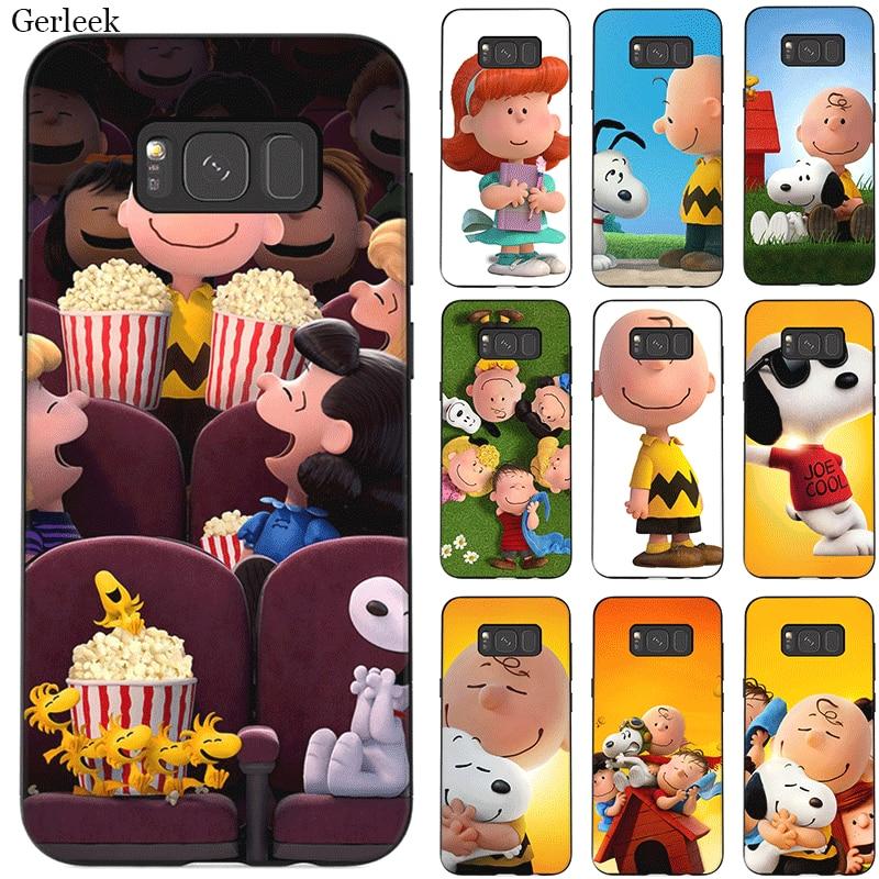 Caja del teléfono móvil del Tpu para Samsung Nota 10 8 9 S6 S7 borde S8 S9 S10 S10E más M10 M20 m30 M40 cubre la película de cacahuetes