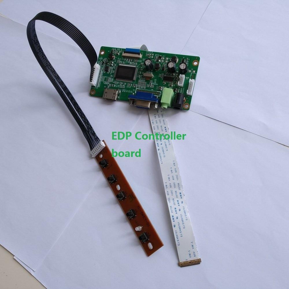 لوحة عرض لجهاز B140HAN01.3, شاشة عرض 14 بوصة ، مجموعة 30Pin ، لوحة تحكم VGA ، EDP HDMI LCD لتقوم بها بنفسك LED ، مشغل الشاشة 1920X1080