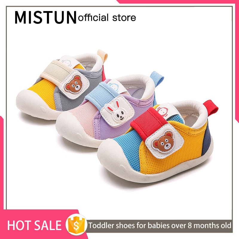 2021 new autumn baby toddler shoes 0-1-2 years old soft-soled baby canvas shoes for boys and girls n