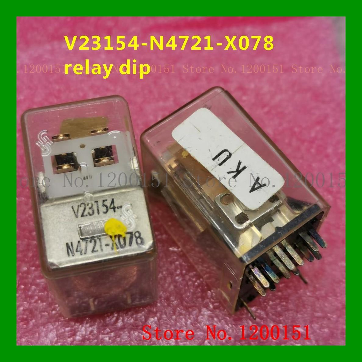 V23154-N4721-X078 تتابع dip