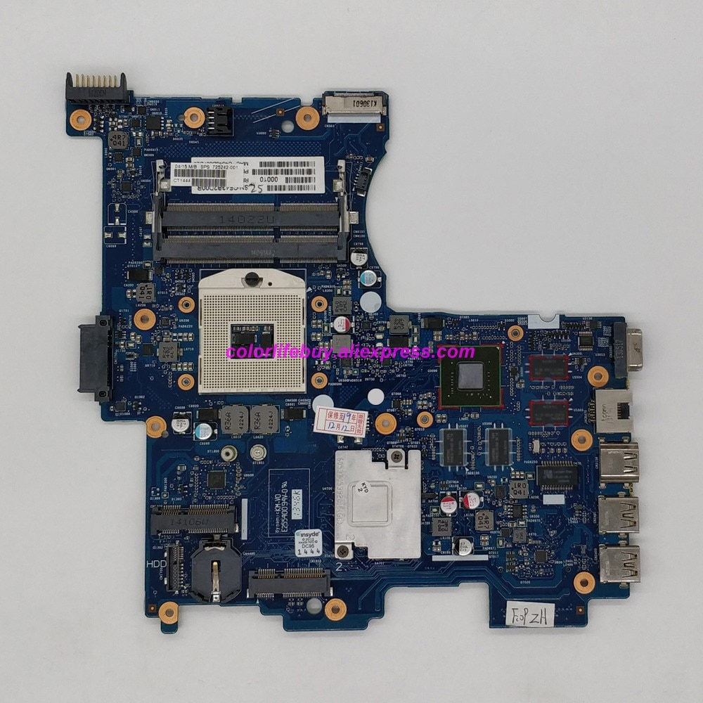 Genuine 725242-601 725242-001 725242-501 6050A2545601-MB-A02 N14M-GS-S-A1 1G Laptop Motherboard for HP 242 G1 Series NoteBook PC