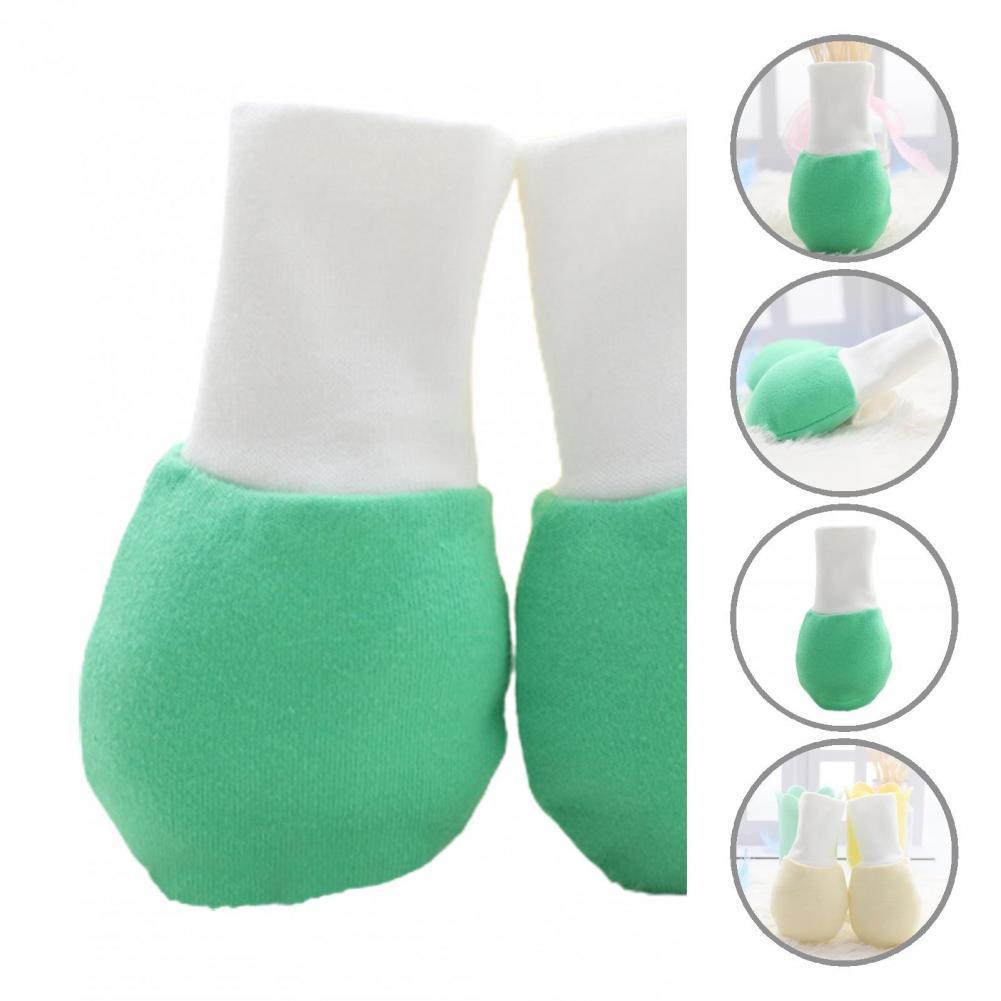 Мягкие Детские перчатки, удобные детские перчатки против употребления, против царапин, детские варежки, детские перчатки, 1 пара