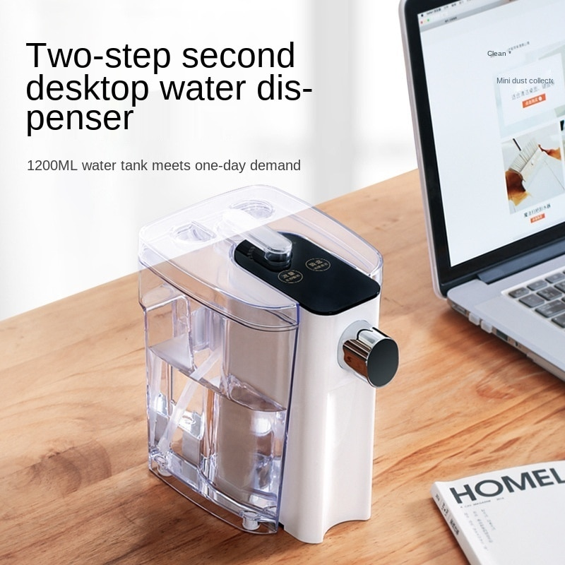 New travel hot drinking water intelligent drinking water machine small instant hot water machine 3 seconds hot portable kettle