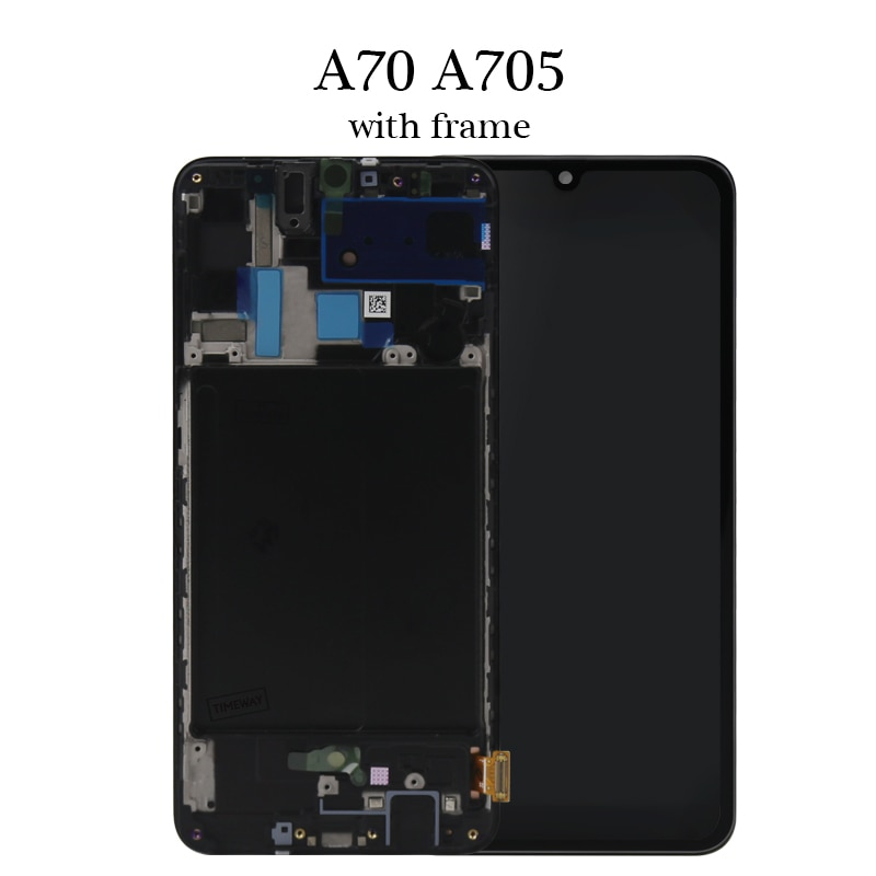 6.7' For Samsung A70 LCD A705 A705F SM-A705F Display Touch Screen Digitizer Assembly A70 For A70 LCD A705DS enlarge