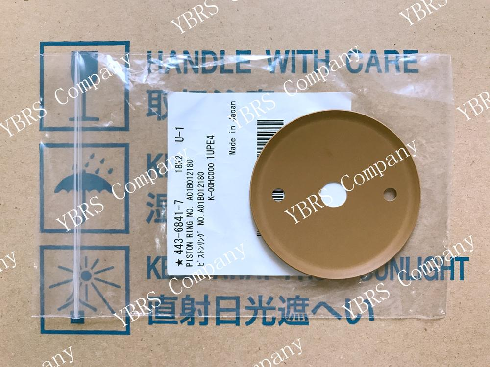 Sysmex XT-1800i XT-2000i XT-4000i XE-2100 XE-5000 anillo de pistón NO A01B012180 443-6841-7 diafragma