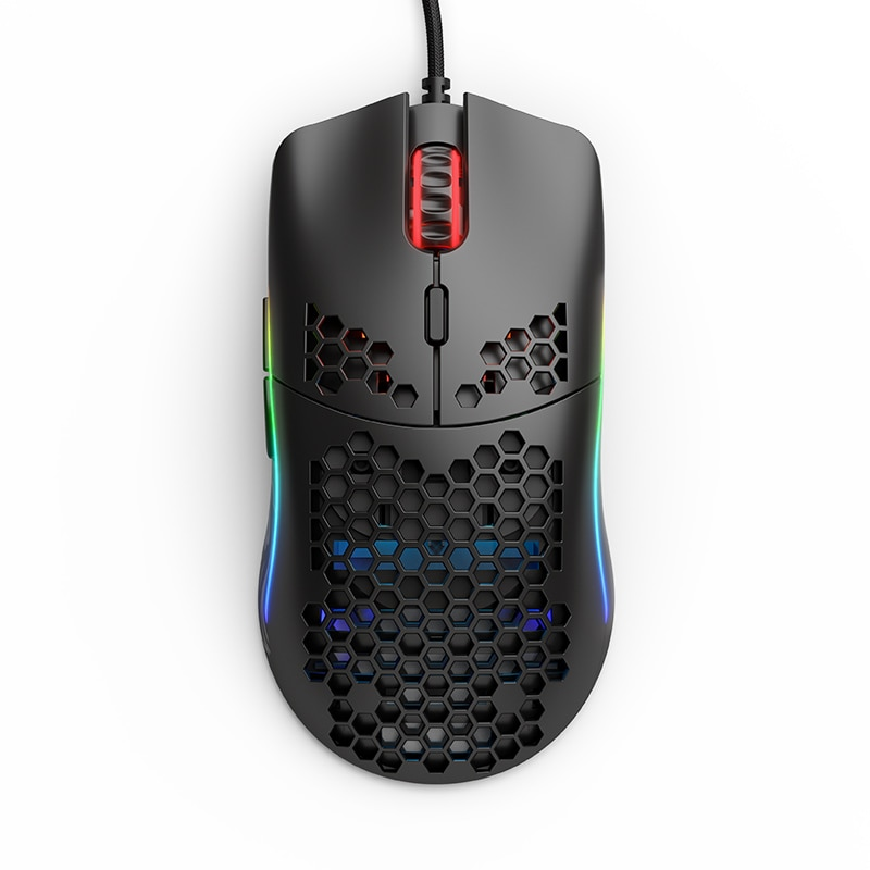 Glorious Gaming Model O / Model O - (Minus) Lightweight Game  Mouse Wired Electric Race Mechanical Optoelectronic Mouse