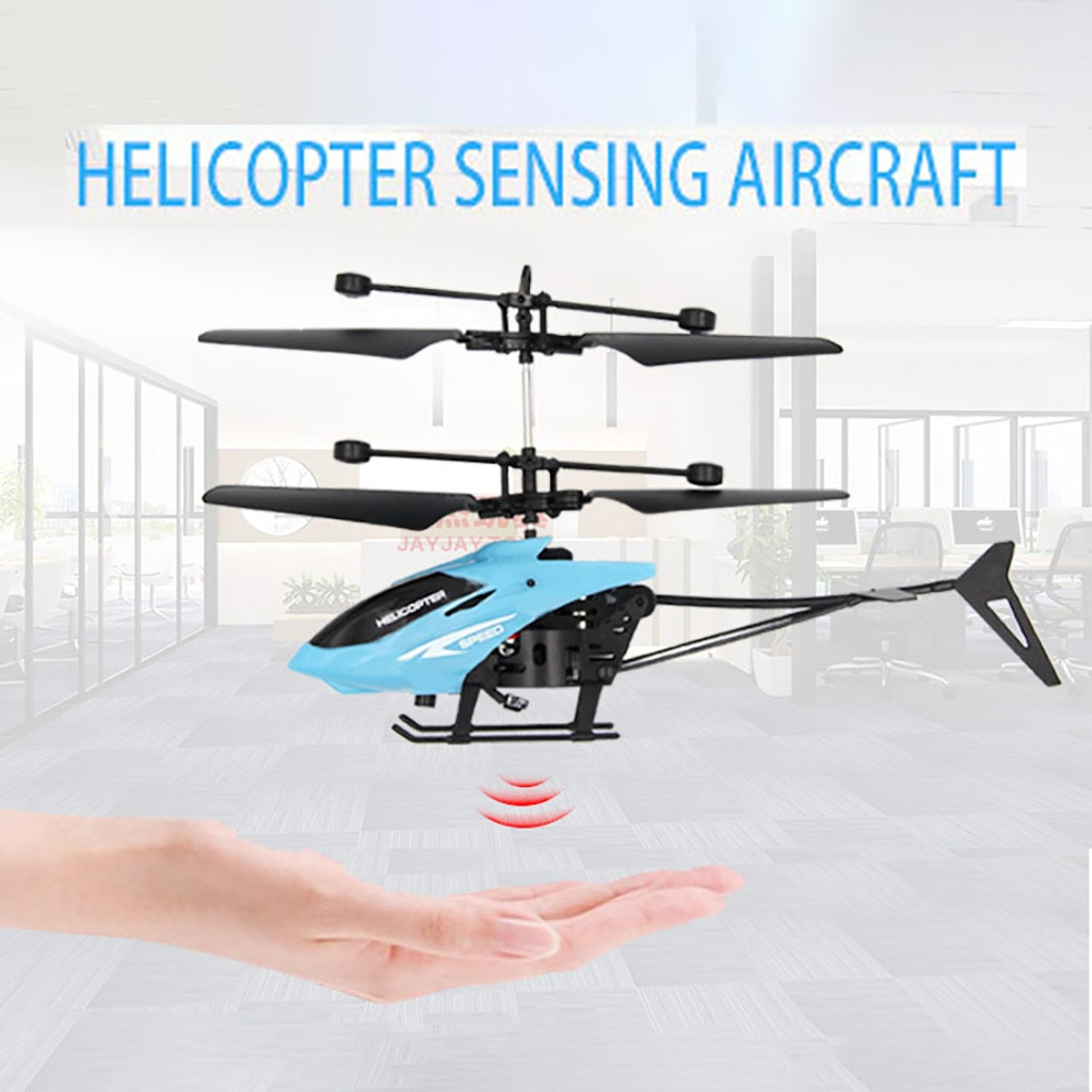 Remote Control Mini Rc Infrared Induction Remote Control Rc Toy 2ch Gyro Helicopter Rc Drone Radio C