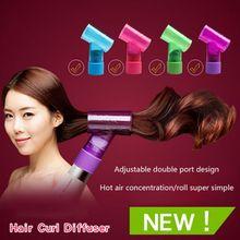 Diffuseur de cheveux boucles universel c   Disque diffuseur avec bâton de colle, sèche-cheveux bouclés, sèche-cheveux, fer à friser, outil de coiffure