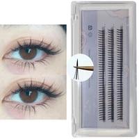 10d grafted eyelashes to enlarge false eyelashes natural long thick false eyelashes eyelash extension tool makeup 79101112mm