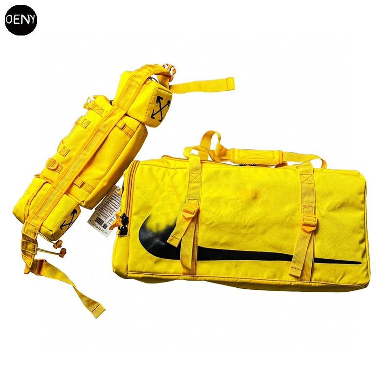 OENY, bolsa de viaje deportiva para hombre, bolsa de fitness de gran capacidad, bolso diagonal informal para mujer, mochila de viaje multiusos
