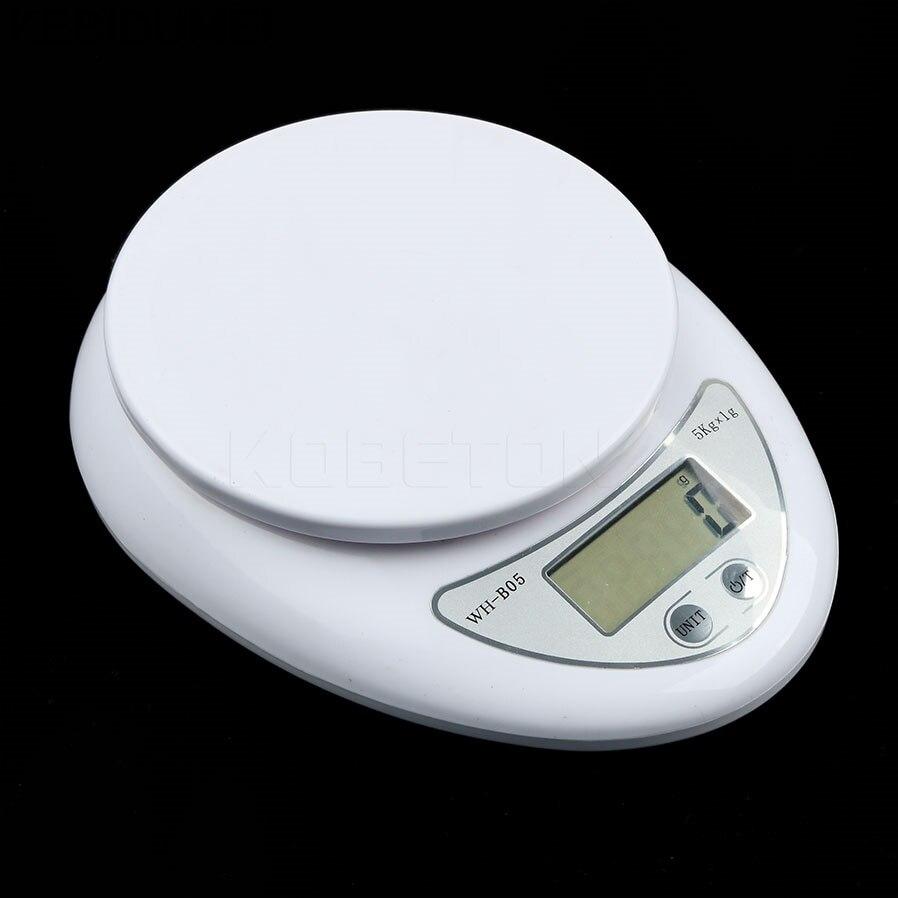 Цифровые весы 5000 г/1 г, кухонные весы для диеты, Почтовые весы, электронные весы, инструмент для измерения веса