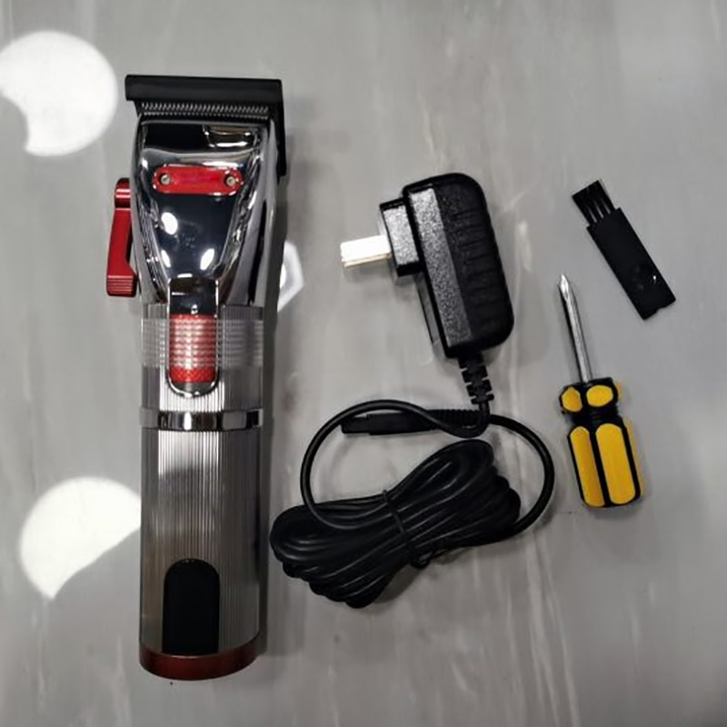 2021 New Professional Hair Clipper Cordless Powerful Haircut Trimmer Top Quality Barber Hair Cutting Machine Grooming Instrument enlarge