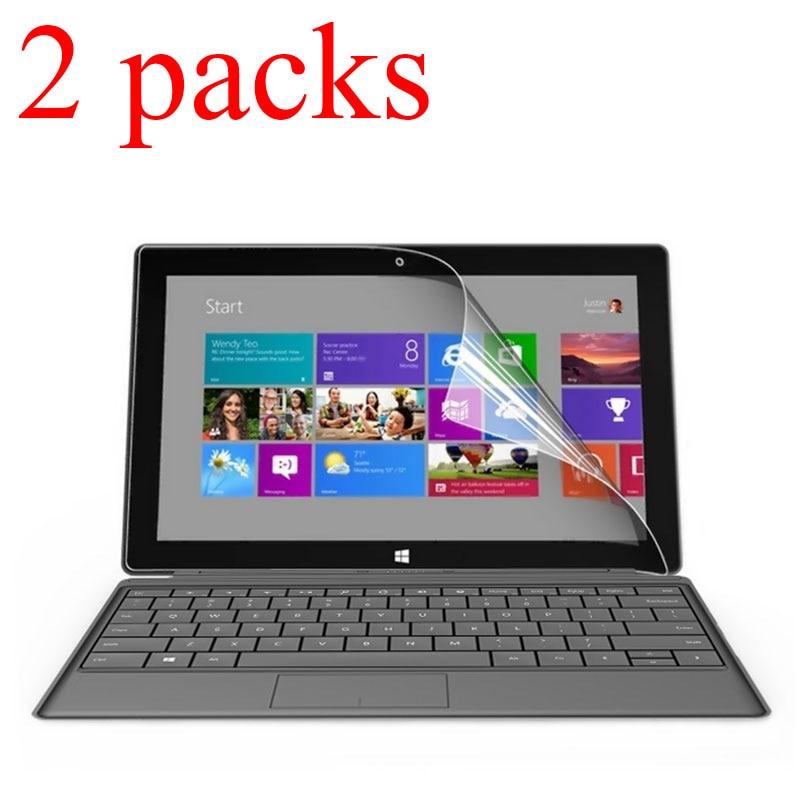 Защитная пленка для планшета Microsoft Surface Pro 6 5 4 3 2 1 RT1 RT2 матовая ПЭТ для поверхности Go Book 1 2 laptop 2