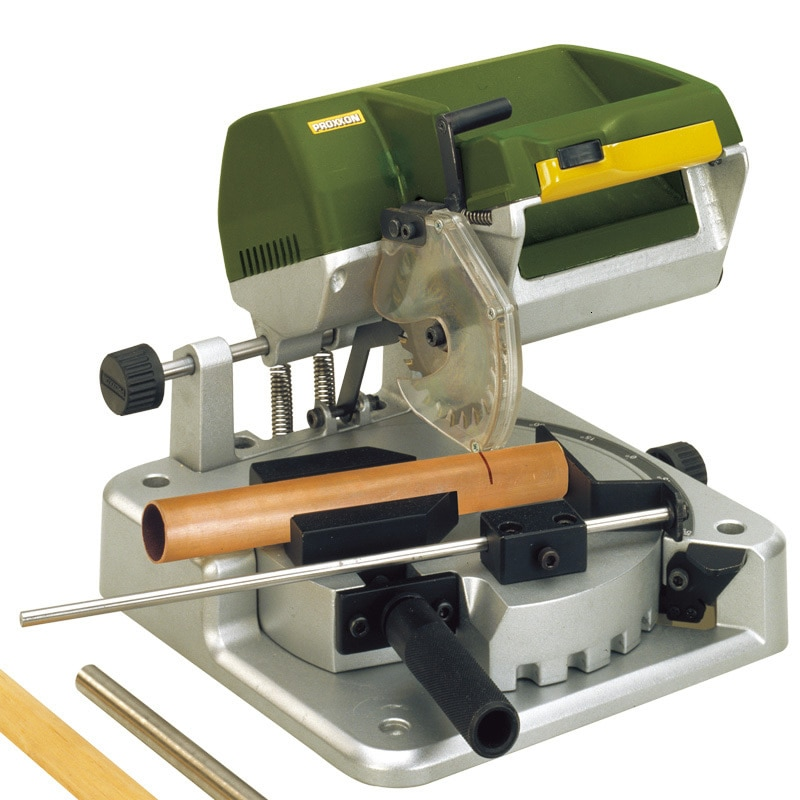 PROXXON cutting machine desktop household cutting machine small miter saw multi-function table saw electric 27160