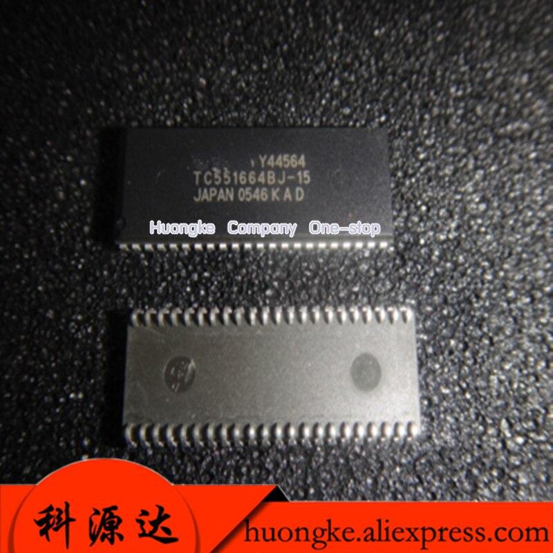 3pcs/lot TC551664BJ-15 TC551664BJ-12 TC551664BJ SOJ44 instock