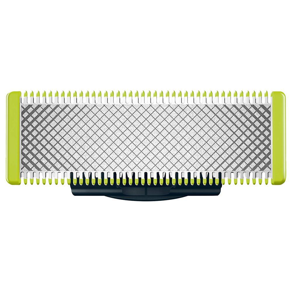 Accesorios de repuesto para cabezal de afeitadora Philips Norelco OneBlade Electric Shaver Series QP210/80 QP220 QP230 QP2520 1 Uds