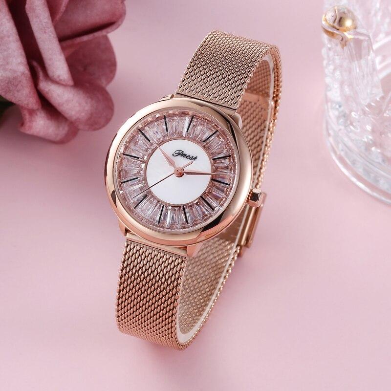 Luxury woman Watch Ladies Quartz Wrist Watch Fashion Women Watches enlarge
