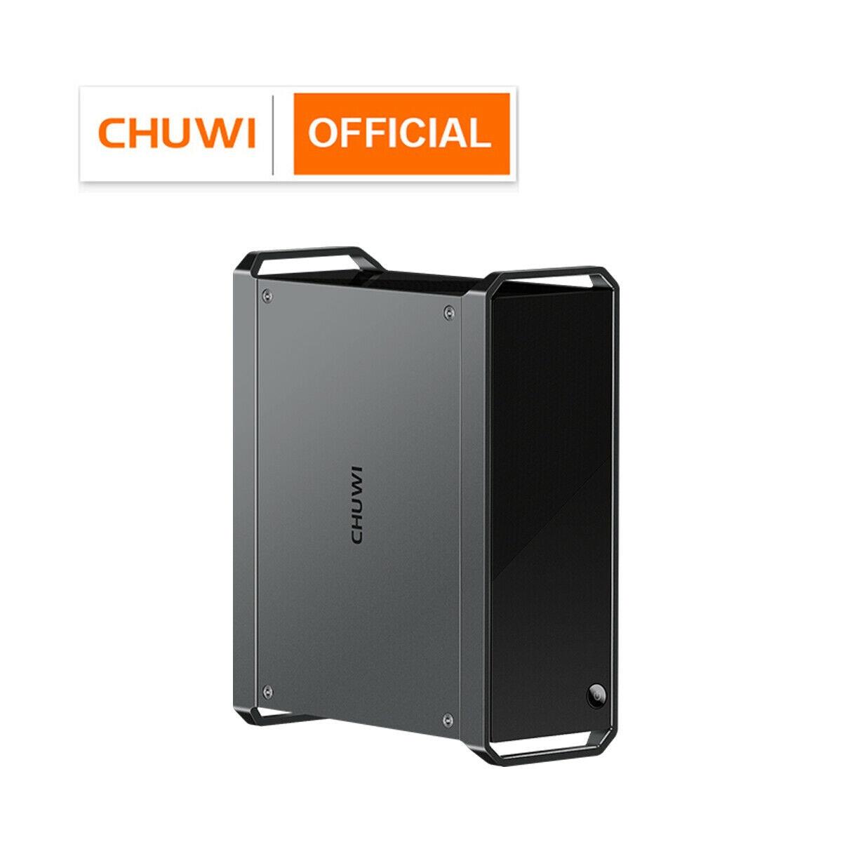 CHUWI CoreBox Mini PC Win 10 Intel Core i5-5257U Mini Desktop PC 8+256GB SSD