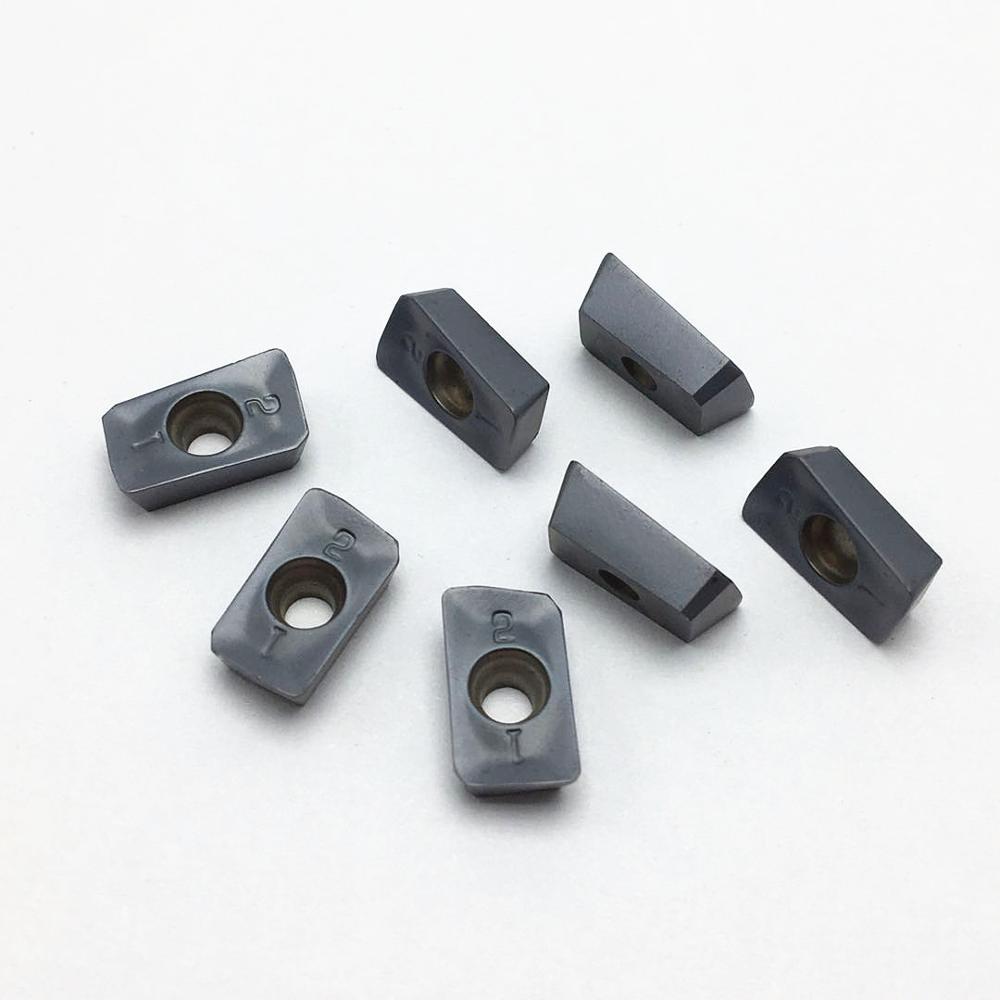 20 pçs carboneto apmt1135pder 76 ic928 ferramenta de gerencio cilíndrico cnc ferramenta de gerencio de metal máquina ferramenta de moagem lâmina apmt1135