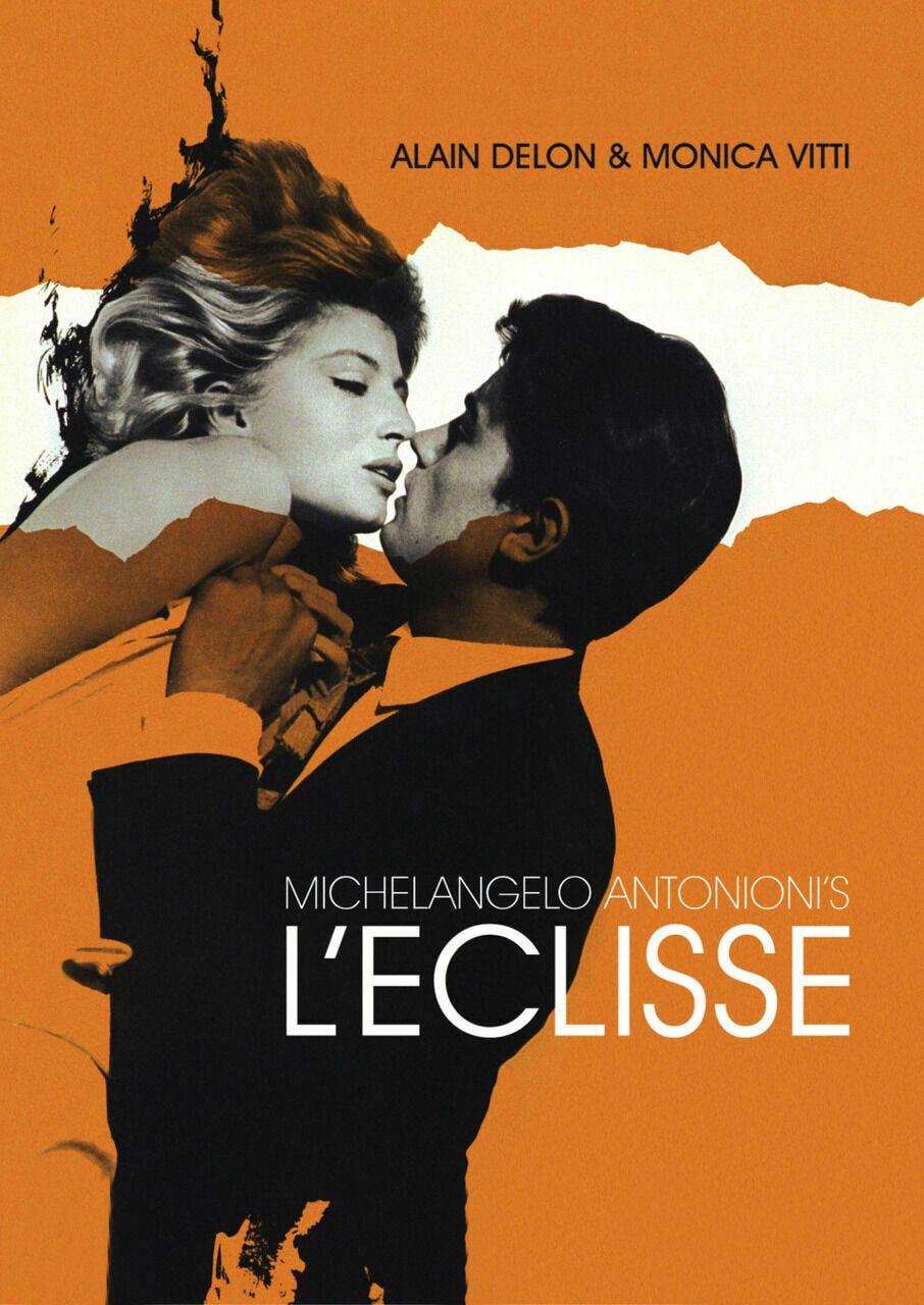 L'Eclisse Movie Art Film Print Silk Poster Home Wall Decor 24x36inch