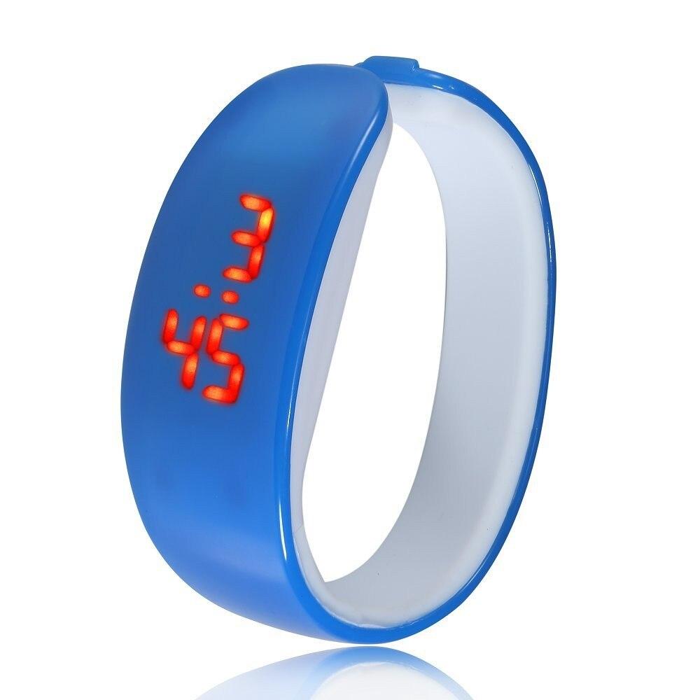 Hot Sale Sport Digital Watch Men Women LED Watch Silicone Electronic Watch Couple Watches Clock relo