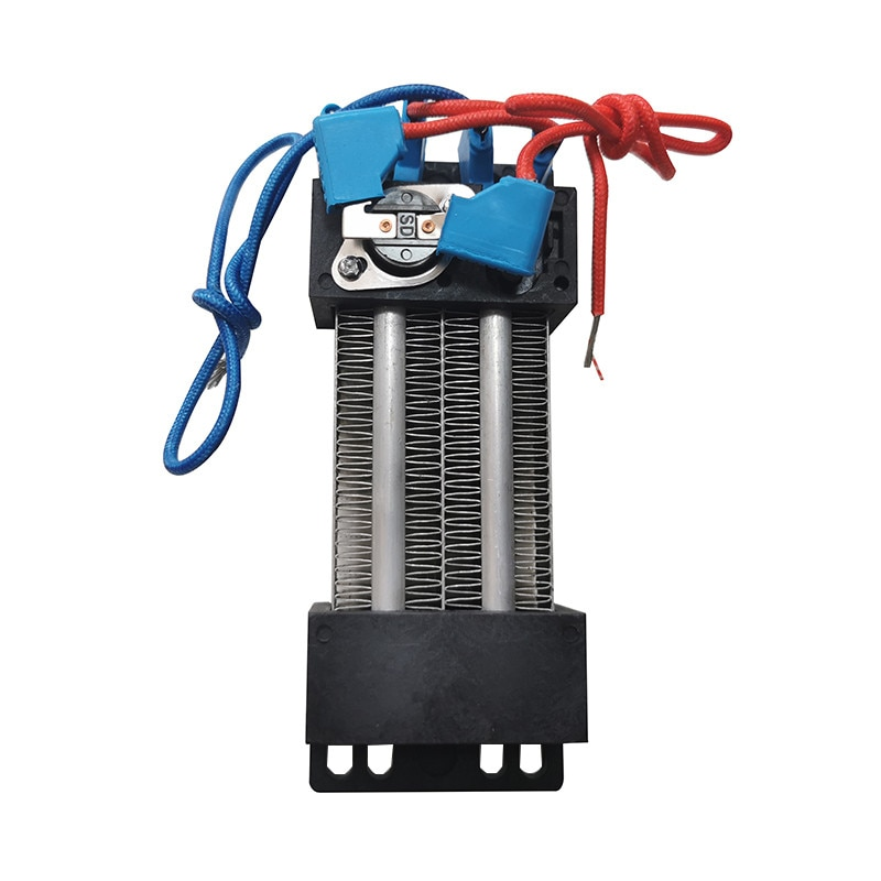 Calentador PTC de 220V, 5000W, elemento de calefacción, calentador de cerámica, calentador de aire, calefacción, tipo de aislamiento, caja de Pet, calentador de la incubadora 1 Uds.