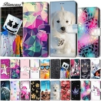 leather phone bag card slot wallet flip cases for huawei honor 20 20s 8 9 10 lite nova 5t honor 8s 8a p smart y5 y6 2019 cover