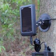 Panneau solaire extérieur 3000mah 9V alimentation solaire chargeur batterie pour Suntek HC300 HC500 HC700 HC801 HC-900 caméras de traînée