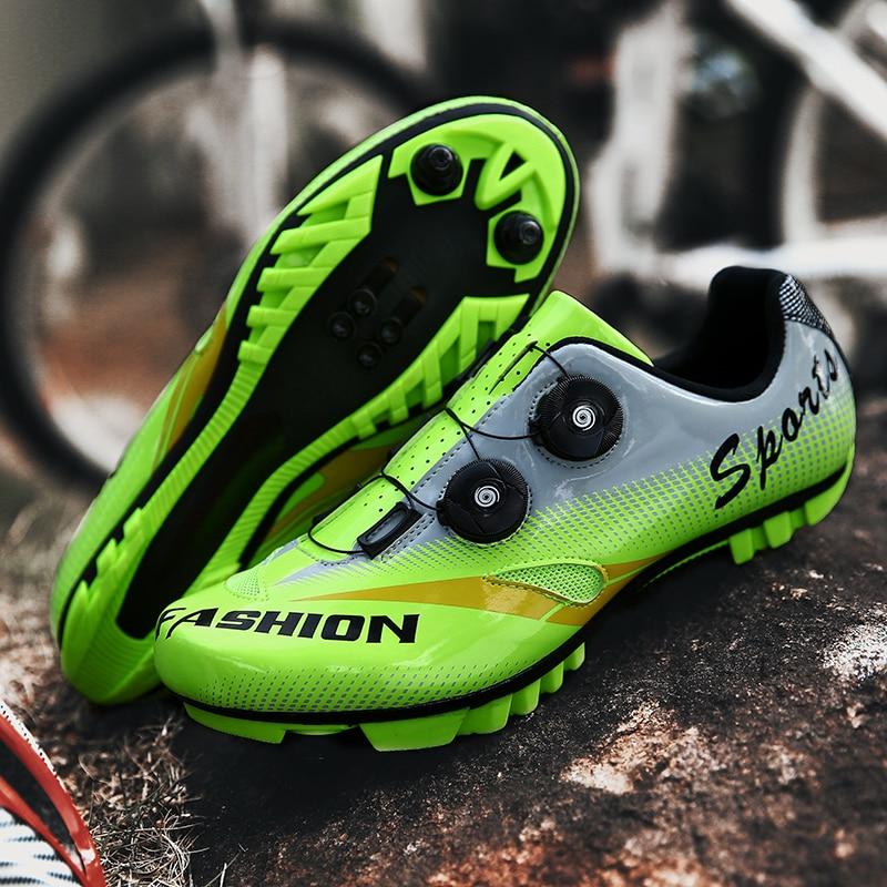 Cycling Shoes Men MTB Road Bike Shoes sapatilha ciclismo Mountain Bicycle Sneakers Women Professional Racing Sport Shoes