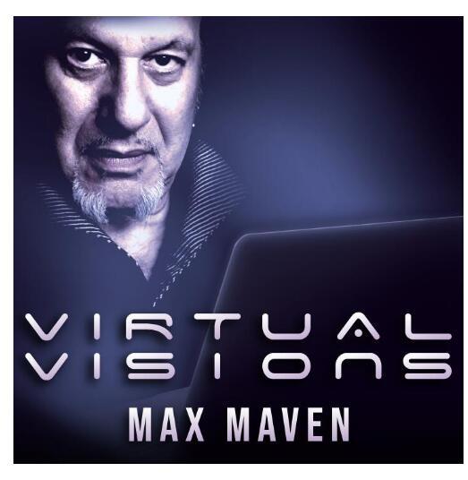 2020 Version complète 6 fichiers-Visions virtuelles par Max Maven-tours de magie