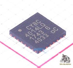5PCS/LOT CY8C4014LQI-422 CY8C4014LQQFN24 ARM Microcontroller Chip
