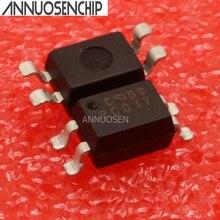 PC817 PC817C   100 pièces, EL817C FL817C, SOP-4 cms optocoupleur, nouveau et 817 pièces
