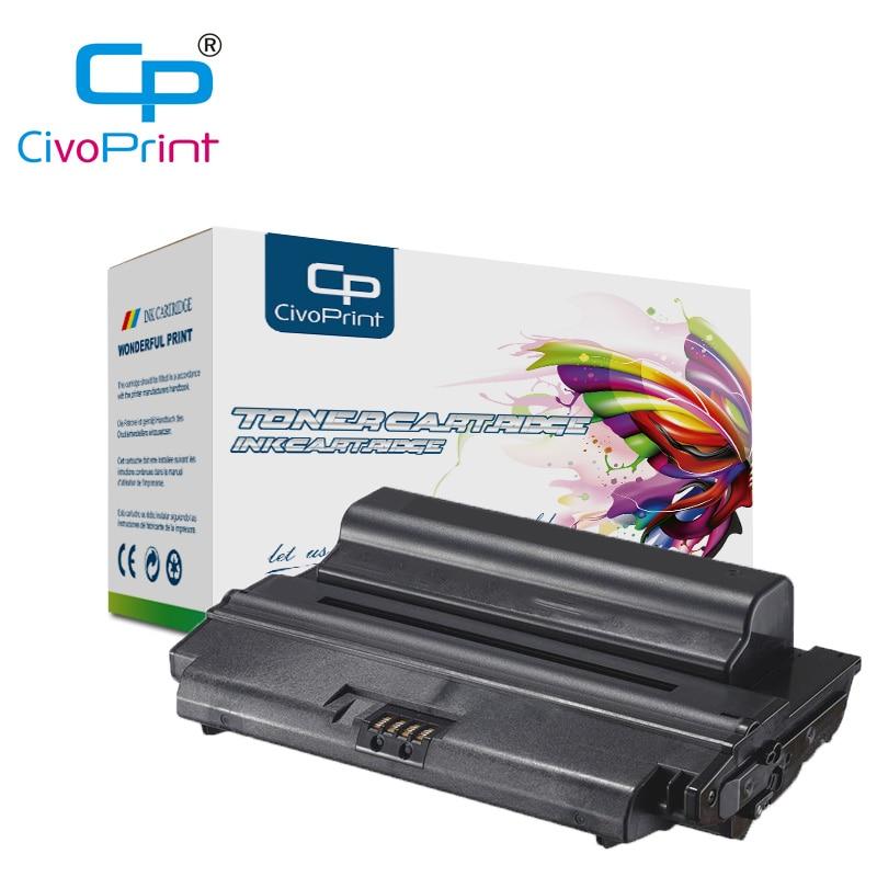 Civoprint-خرطوشة حبر أسود ، لـ Samsungs SCX5530/5330N/5530FN/5530 SCX5350 ، لـ SCX5530/5330N/5530FN/5525