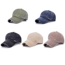Cotton Caps Baseball Cap Snapback Hat Spring Summer Caps Hip Hop Cap Hats For Men Women Grinding Mul