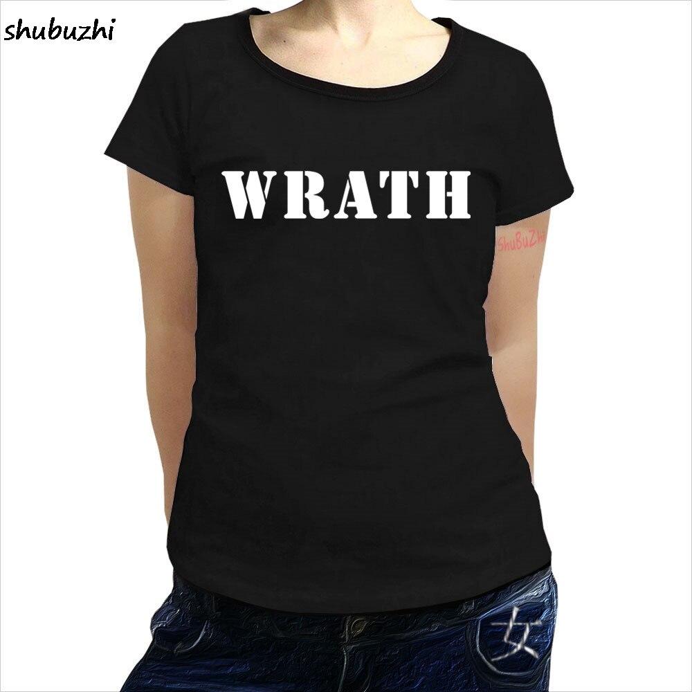 WRATH Natürliche Auswahl weibliche Schwarze mode casual frauen T-Shirt Größe S zu 3XL Mode Stil Männer T, baumwolle Klassische t sbz3260
