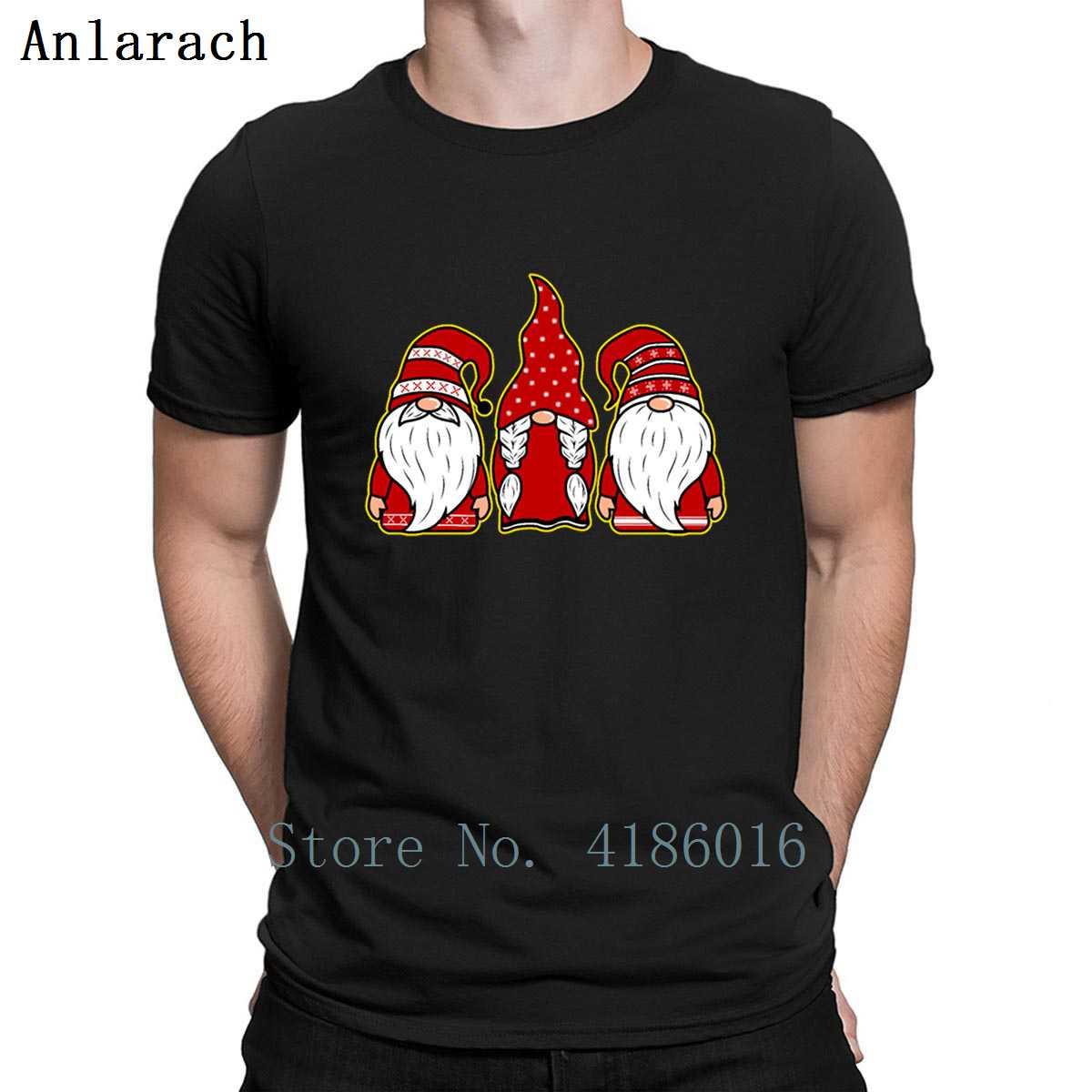 Camiseta del Humor de los enanos de los Amigos del Gimp con las barbas largas del Humor de las letras nuevo estilo de algodón traje de primavera otoño cuello redondo crear camisa