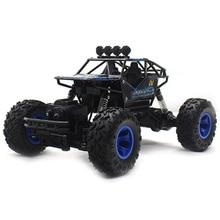 4Wd 1:16 Elektrische Rc Auto Rock Crawler Fernbedienung Spielzeug Autos Auf Die Radio Gesteuert 4X4 Drive Off -Road Spielzeug Für Jungen Kinder Geschenk