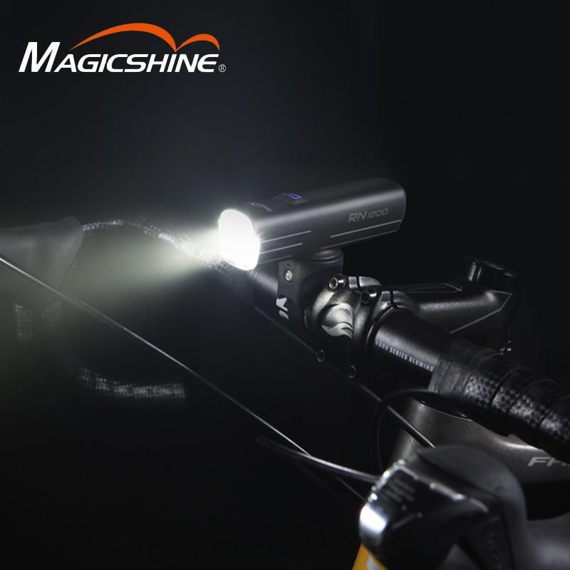 Magicshine RN1500 Bicycle Headlight MTB Road Bike Bright Light Flashlight Waterproof USB Rechargeabl