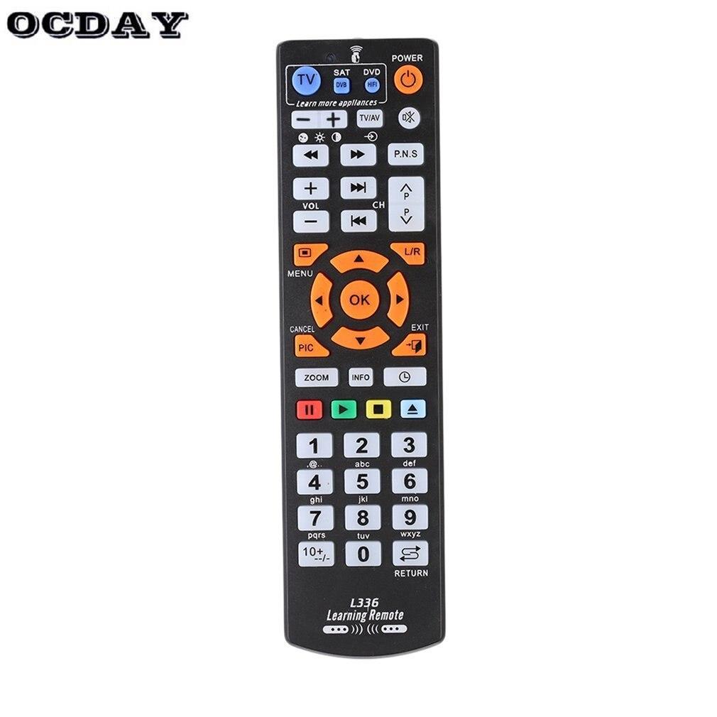 Universal Smart Fernbedienung Controller Mit Lern Funktion Für TV CBL DVD SAT Für Chunghop L336