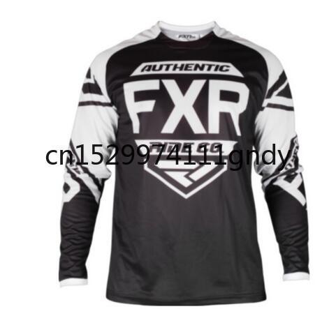 2020 siete camiseta descendente mucho camisetas de carrera de bicicleta larga para hombres camiseta DH MX Jersey