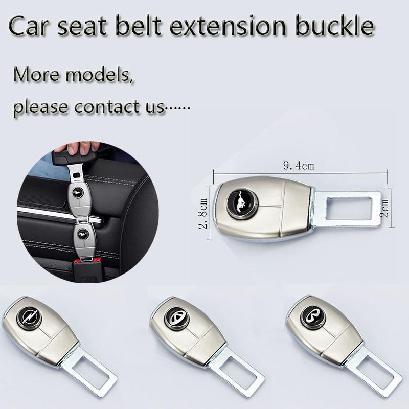 1 Uds para cinturón de seguridad de coche cubierta extensora de hebilla...