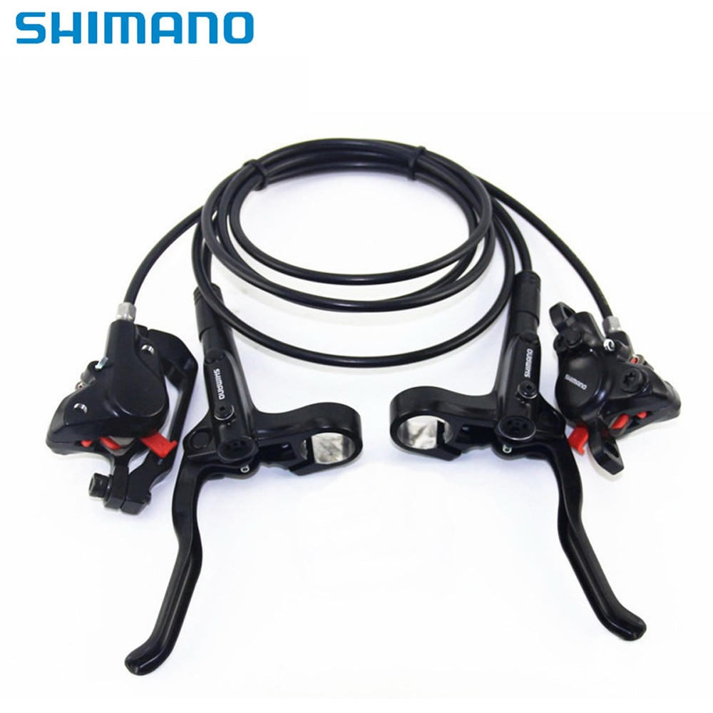 Shimano-freno hidráulico para Bicicleta de montaña Deore Xtr, BR-MT200 Freio hidráulico, Frein...