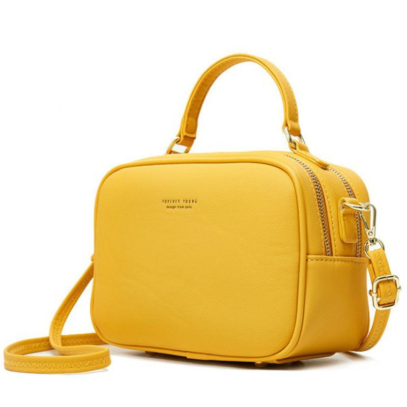 Новые высококачественные модные роскошные сумки и кошельки, женские сумки, дизайнерские модные кожаные сумки через плечо на молнии, сумки-т...
